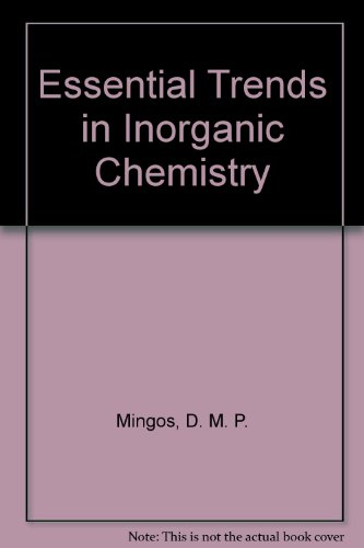 9780198501091: Essential Trends in Inorganic Chemistry