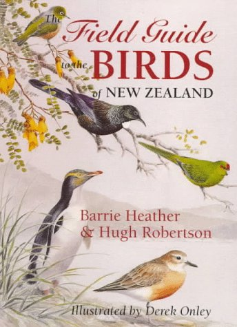 9780198501459: Field Guide to the Birds of New Zealand
