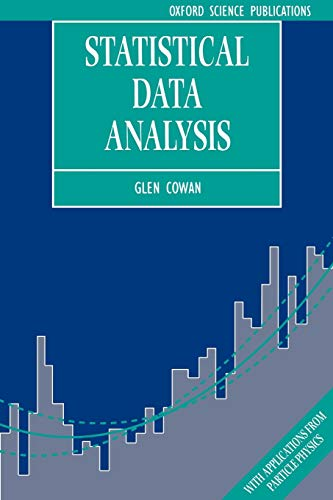 9780198501558: Statistical Data Analysis (Oxford Science Publications)