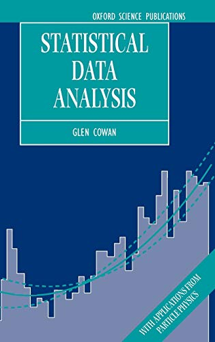 9780198501565: Statistical Data Analysis