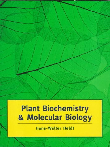 9780198501794: Plant Biochemistry and Molecular Biology