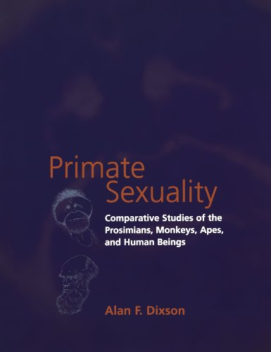 9780198501824: Primate Sexuality: Comparative Studies of the Prosimians, Monkeys, Apes, and Human Beings