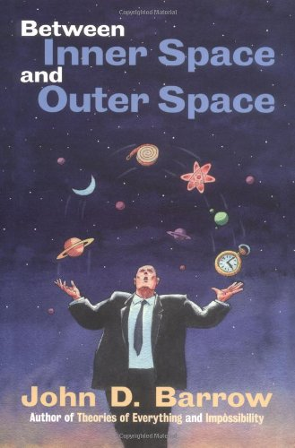 9780198502548: Between Inner Space and Outer Space: Essays on Science, Art, and Philosophy