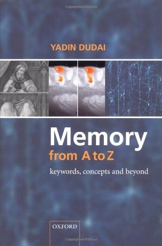 9780198502678: Memory from A to Z: Keywords, Concepts, and Beyond