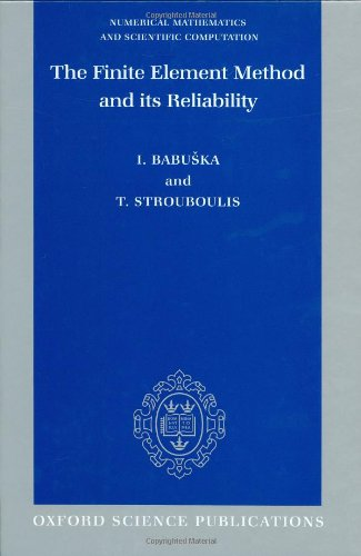 9780198502760: The Finite Element Method and Its Reliability