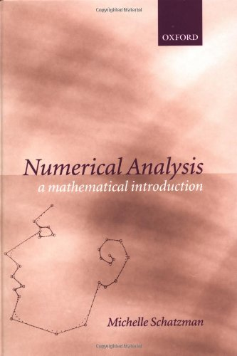 9780198502791: Numerical Analysis: A Mathematical Introduction