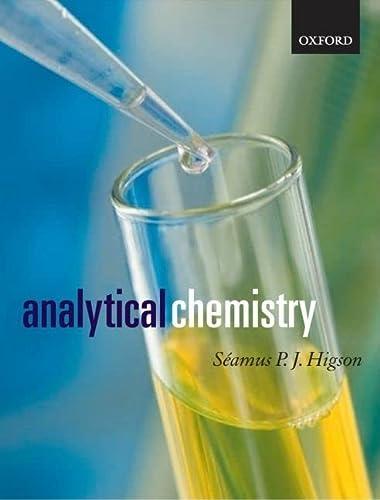 Analytical Chemistry: Séamus P. J.