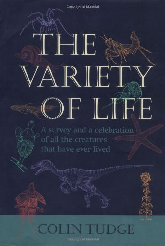 9780198503118: The Variety of Life: A Survey and a Celebration of All the Creatures that Have Ever Lived