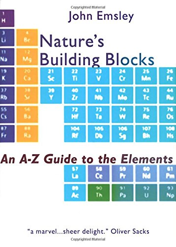 9780198503415: Nature's Building Blocks: An A-Z Guide to the Elements (Oxford Pakistan Paperbacks)