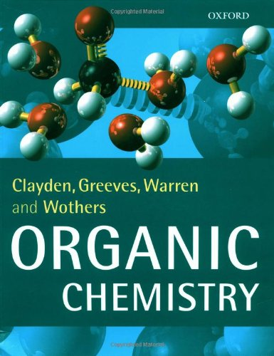 9780198503460: Organic Chemistry