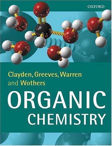 9780198503477: Organic Chemistry