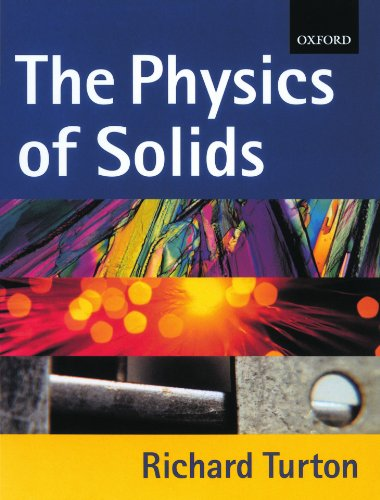 9780198503521: The Physics of Solids