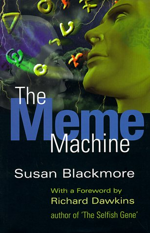 The Meme Machine 9780198503651 What is a meme? First coined by Richard Dawkins in The Selfish Gene, a meme is any idea, behavior, or skill that can be transferred from