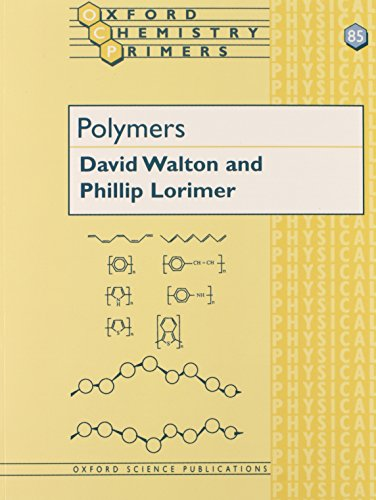 9780198503897: Polymers (Oxford Chemistry Primers)