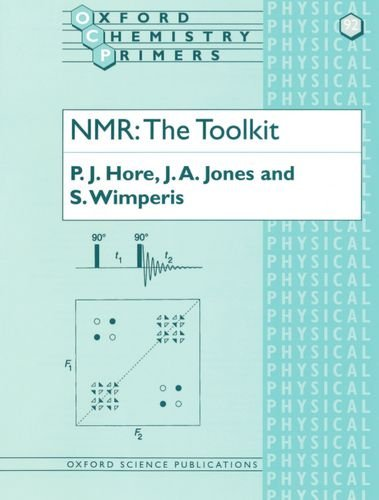 9780198504153: NMR: The Toolkit (Oxford Chemistry Primers)