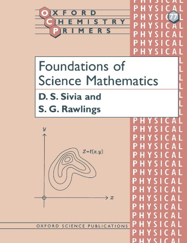 9780198504283: Foundations of Science Mathematics