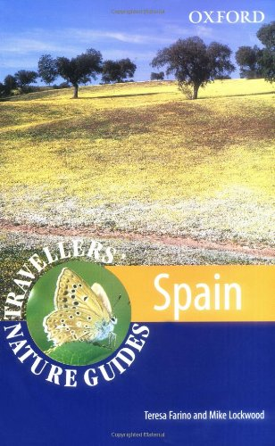9780198504351: Spain: Travellers' Nature Guide (Nature Guides)