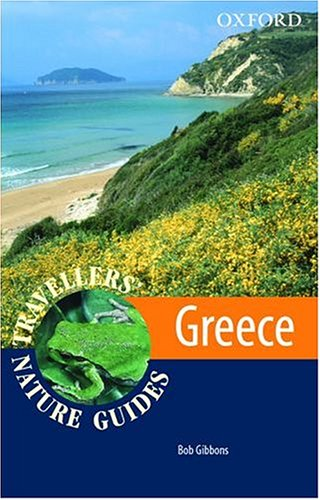 9780198504375: Greece: Travellers' Nature Guide (Nature Guides)