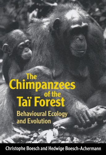 9780198505075: The Chimpanzees of the Tai Forest: Behavioural Ecology and Evolution