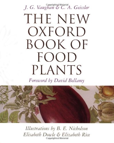 9780198505679: The New Oxford Book of Food Plants