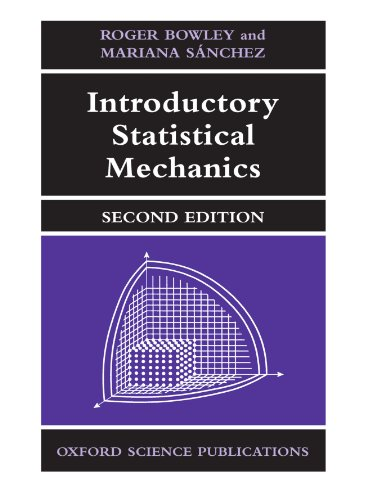 9780198505761: Introductory Statistical Mechanics