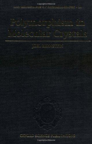 9780198506058: Polymorphism in Molecular Crystals