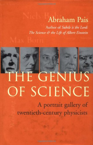 9780198506140: The Genius of Science: A Portrait Gallery