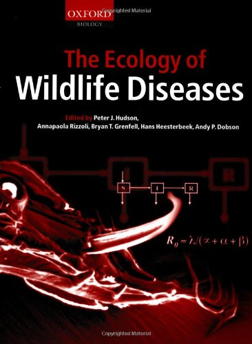 9780198506195: The Ecology of Wildlife Diseases