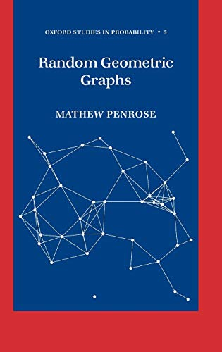 9780198506263: Random Geometric Graphs (Oxford Studies in Probability)