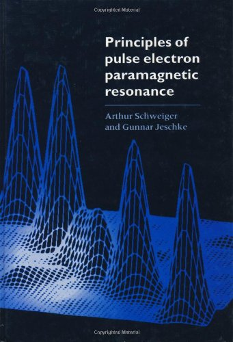 9780198506348: Principles of Pulse Electron Paramagnetic Resonance