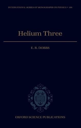 9780198506409: Helium Three (International Series of Monographs on Physics)