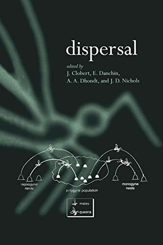 9780198506591: Dispersal