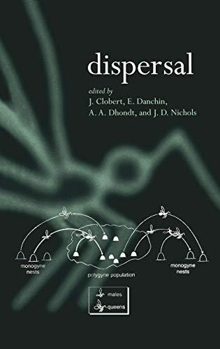 9780198506607: Dispersal