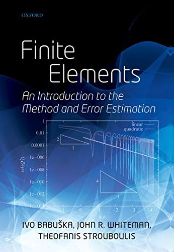9780198506690: Finite Elements: An Introduction to the Method and Error Estimation