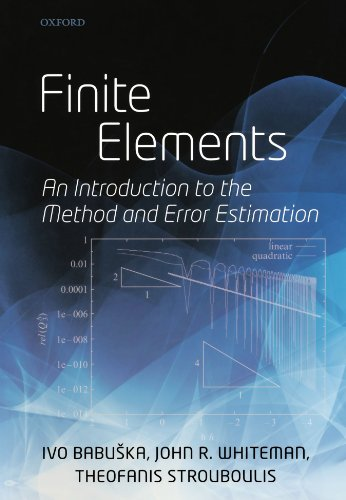 9780198506706: Finite Elements: An Introduction to the Method and Error Estimation