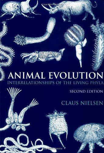 9780198506829: Animal Evolution: Interrelationships of the Living Phyla