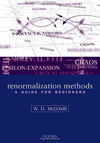 9780198506942: Renormalization Methods: A Guide for Beginners