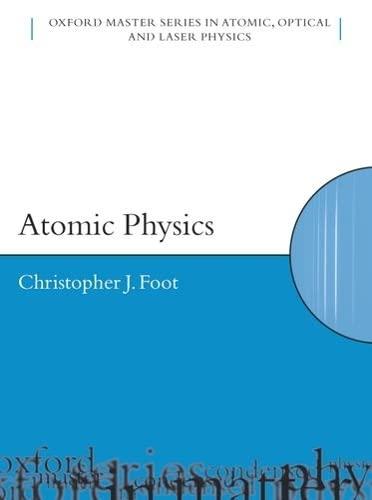 9780198506966: Atomic Physics