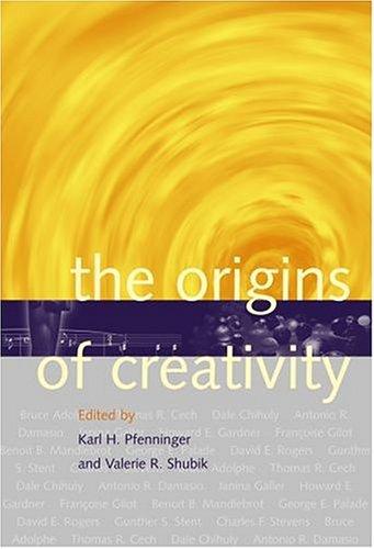 9780198507154: The Origins of Creativity