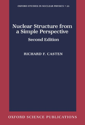 9780198507246: Nuclear Structure from a Simple Perspective (Oxford Studies in Nuclear Physics)