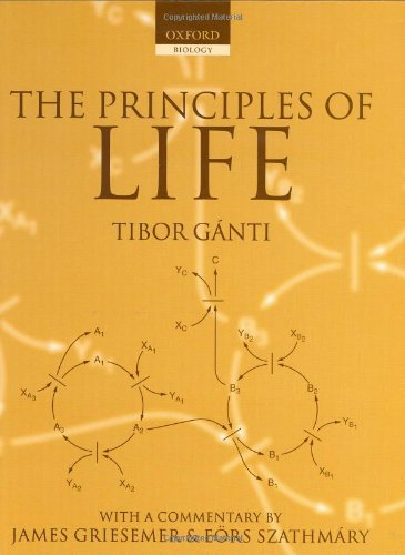 9780198507260: The Principles of Life