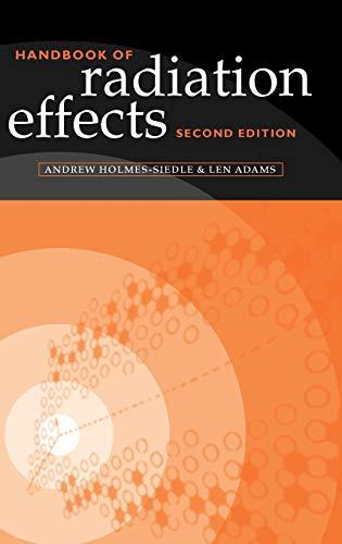 9780198507338: Handbook of Radiation Effects