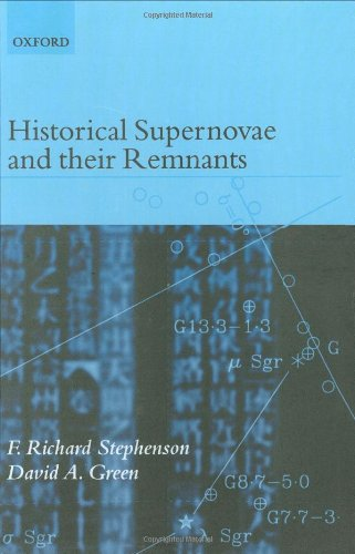 9780198507666: Historical Supernovae and Their Remnants (International Series on Astronomy and Astrophysics)