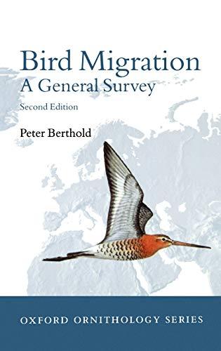 9780198507864: Bird Migration: A General Survey (Oxford Ornithology Series)