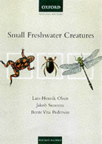 9780198507987: Small Freshwater Creatures