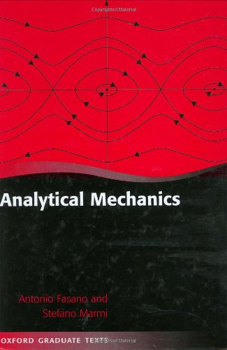 9780198508021: Analytical Mechanics: An Introduction (Oxford Graduate Texts)