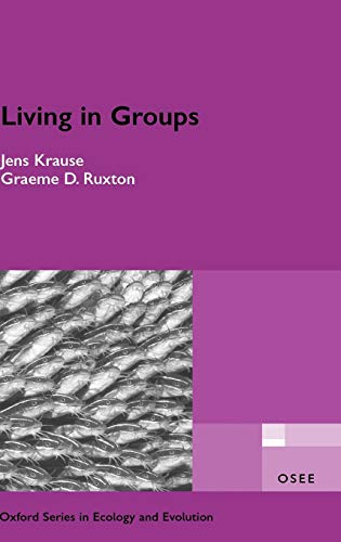 9780198508175: Living in Groups (Oxford Series in Ecology and Evolution)
