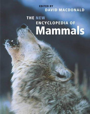 The New Encyclopedia of Mammals: David Macdonald, Sasha