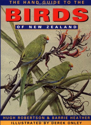 9780198508311: Hand Guide to the Birds of New Zealand