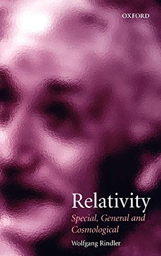 9780198508359: Relativity (Special, General and Cosmological)